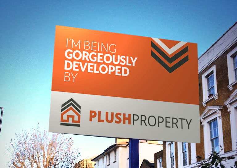 Plush Property Board